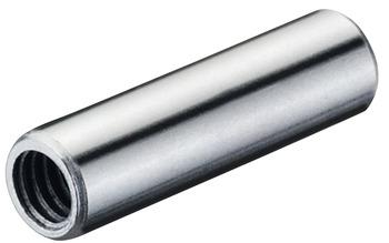 Häfele Gewindehülse, mit Innengewinde M4, Stahl, für Holzdicke: 24–29 mm, verzin 26700912