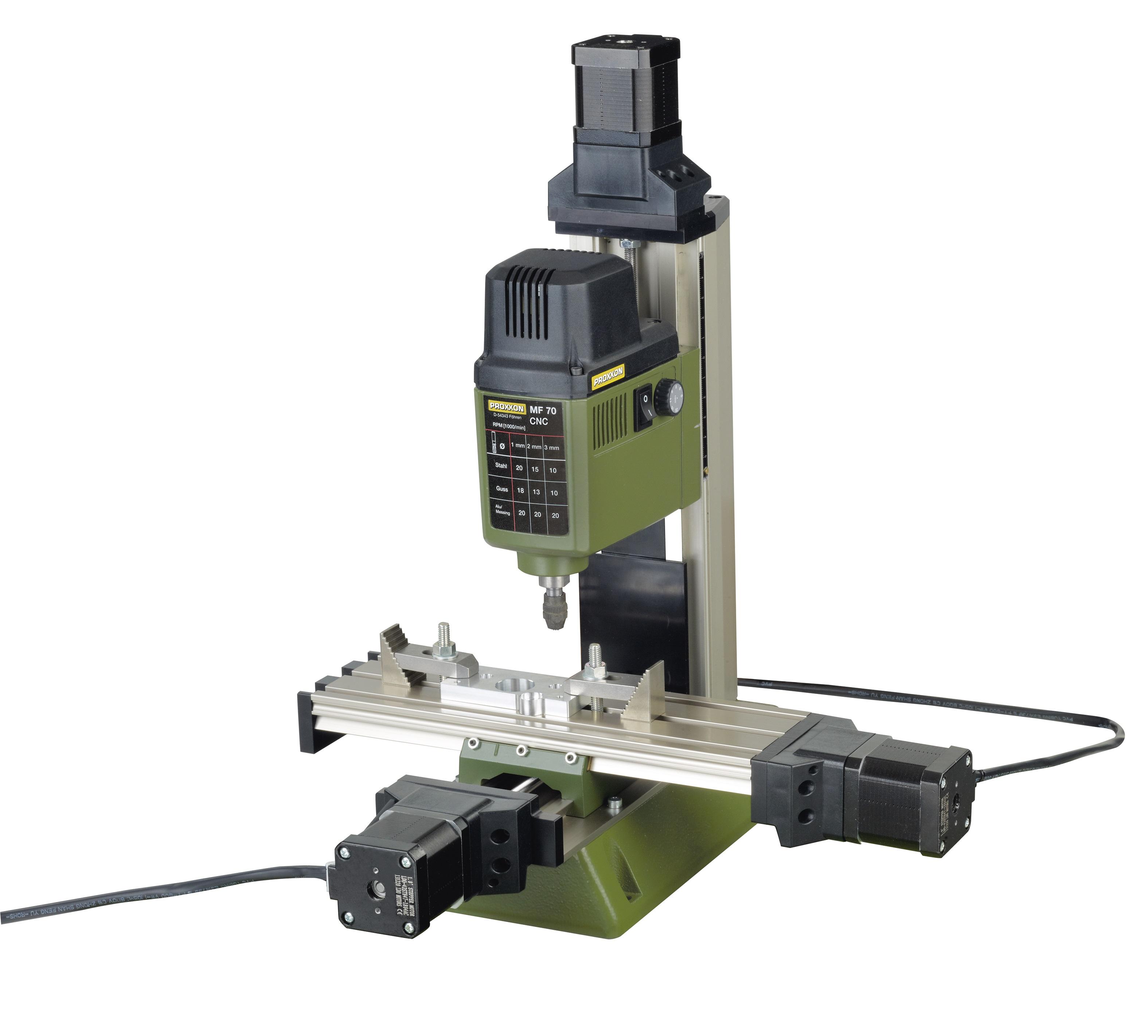 Proxxon MICRO-Fräse MF70/CNC-ready 27112